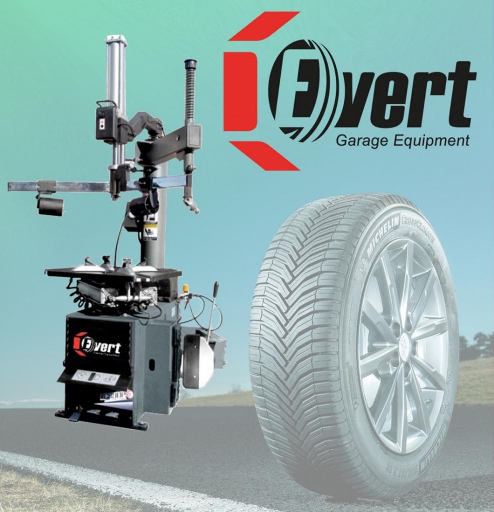 EVERT padangų montavimo bei ratų balansavio staklės